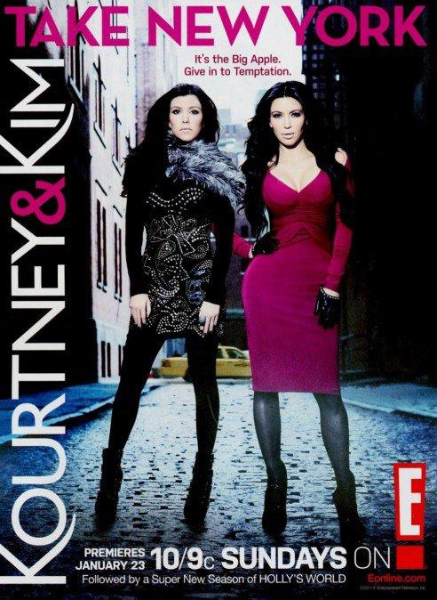 KARDASHIAN &  KENDRA (les tv show)