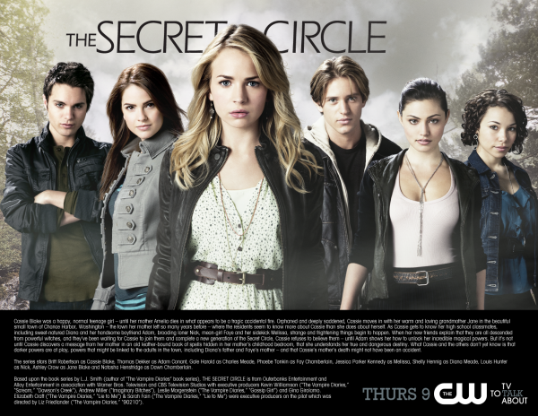 THE SECRET CIRCLE Saison 1 (vostfr) COMPLETE