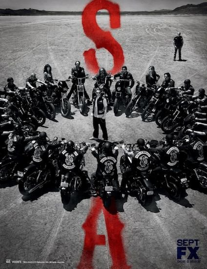 SONS OF ANARCHY Saison 5 vostfr COMPLETE