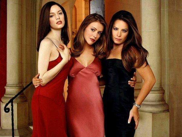 Série : Charmed