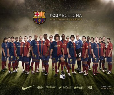 fcbarcelona for ever