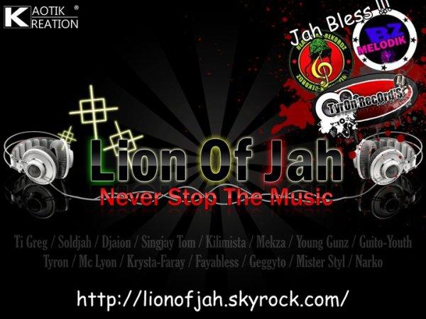 Lion Of Jah by Kaotik Kréation