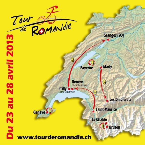 Tour de Romandie.