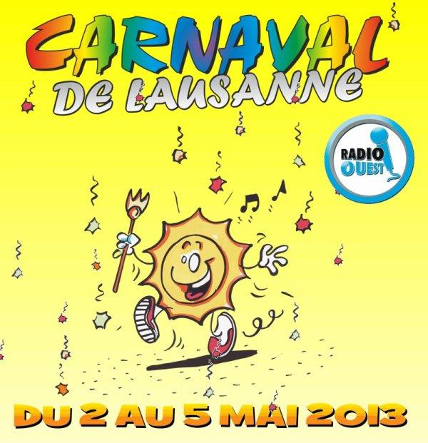Carnaval de Lausanne.