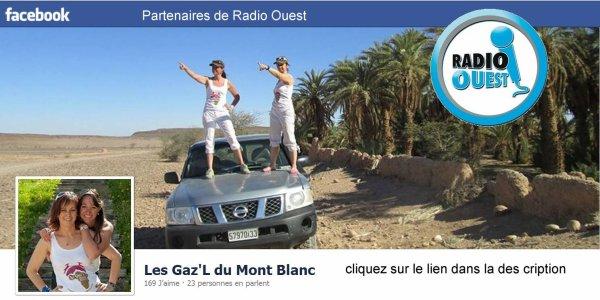 Les Gaz L. du Mont Blanc.