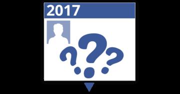 Quel sera ton statut Facebook le plus aimé de 2017 ?