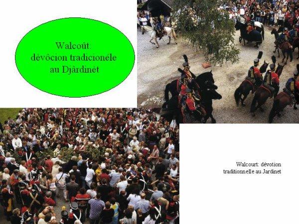 (procession à sainte-Rolende) — Site de Gerpinnes