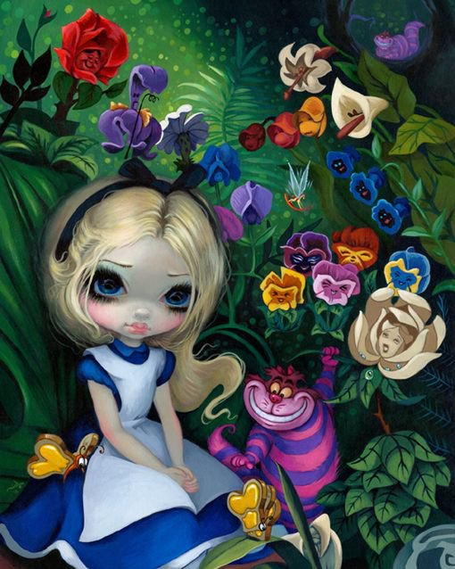 Art by Jasmine Becket-Griffith