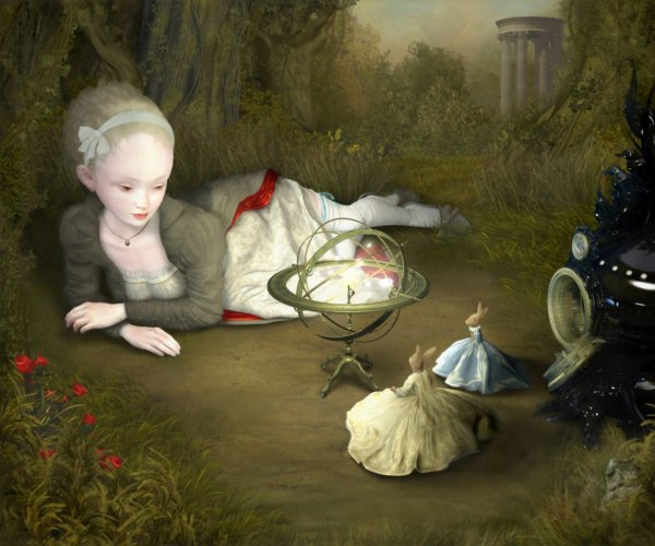 Art by Ray Caesar