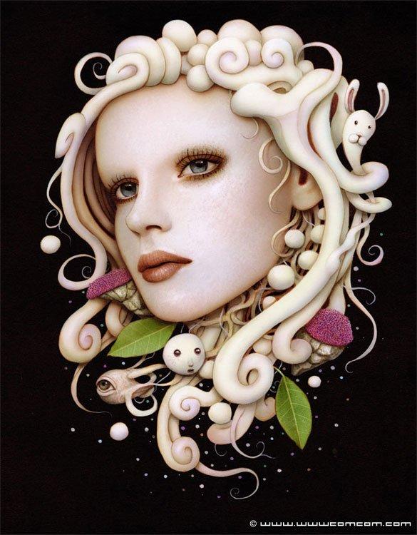 Art by Naoto Hattori