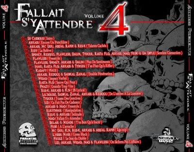 Arkass Présente Fallait S'y Attendre Volume 4