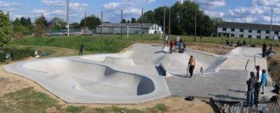 Skate parcj Havelange :p