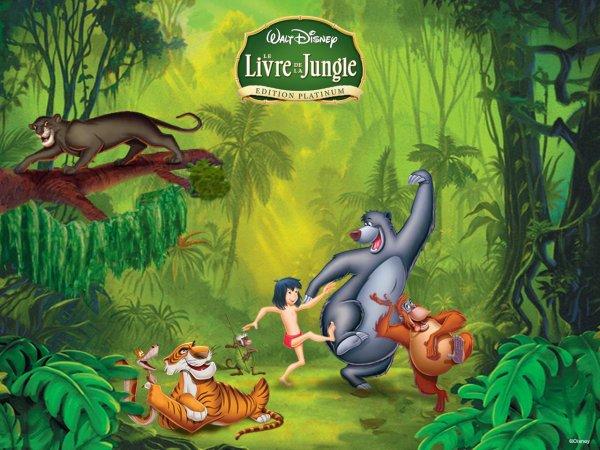 Le Livre De La Jungle 1 Les Repliques Des Disney
