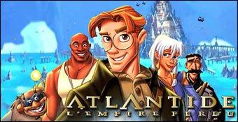 Atlantide L Empire Perdu 1 2 Les Répliques Des Disney
