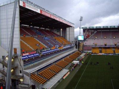 Lens 1 Avant le match du 23 - 10 - 2010 Contre Nice 2
