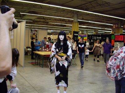 Paris Expo Manga Septembre 2011 (2)