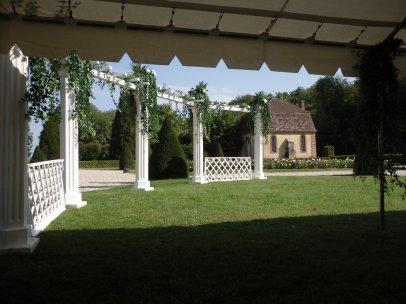 mariage center parc