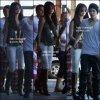 Selena et Justin de sortie chez Sushi Dan pour un déjeuner en famille à Los Angeles. 27/07