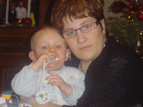 moi et mon p'tit cousin