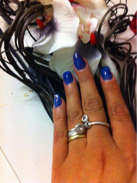 permanent bleu indigo
