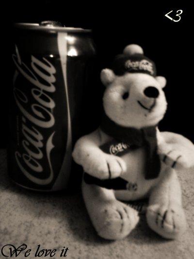 Coca-cola FOREVER <3 :)