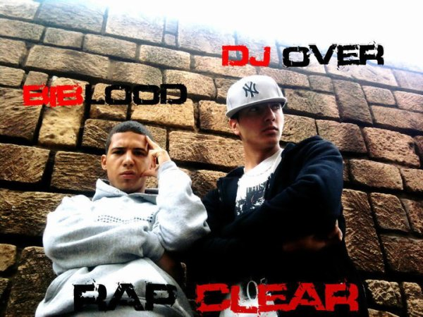 Dj-Over & BiBLooD From Rap-Clear