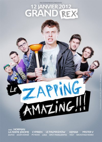 Un Zapping ? Amazing !