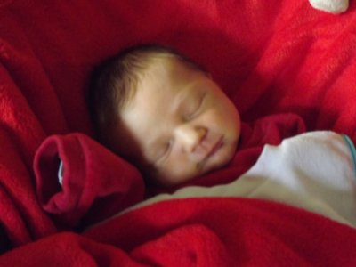 Elouann est né le 9 février :)