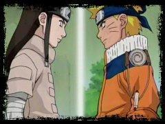 Naruto et Neji