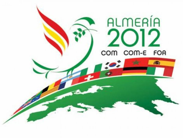 MONDIAL 2012 a ALMERIA en ESPAGNE