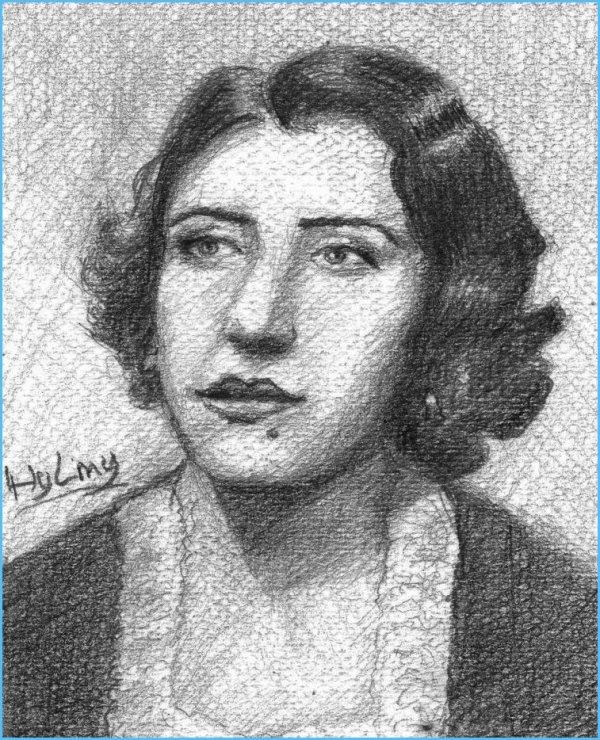 Portrait Asmahan