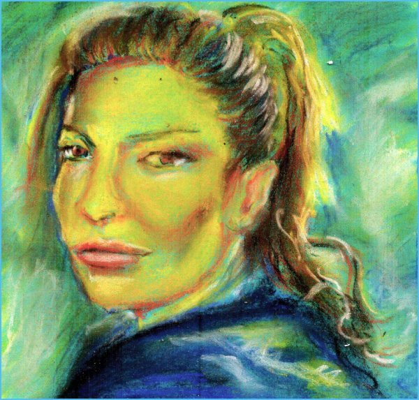Portrait de Amal Maher