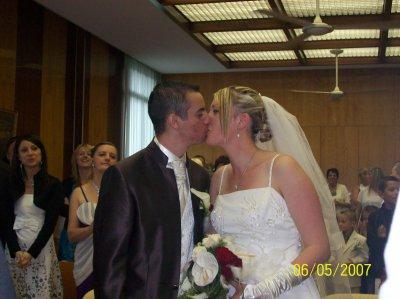 mariage d'aurelie et sam