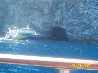 croisière en bateau