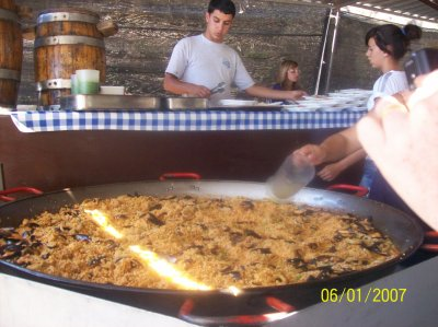 journée paella