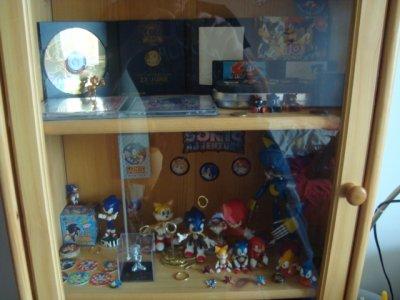 L'ensemble de ma collection