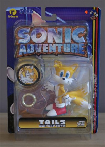 Figurine SONIC ADVENTURE:Miles tails prower