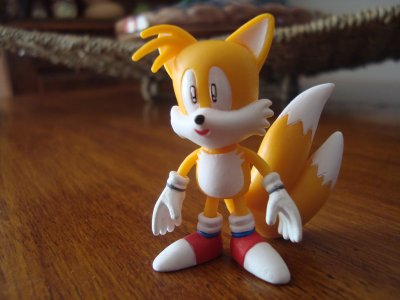 Figurine Miles Tails Prower miniature