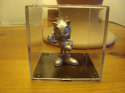 Figurine secrète SONIC X:Sonic d'argent