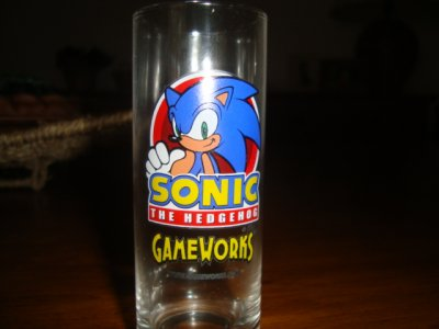 Verre Shot SONIC Gameworks