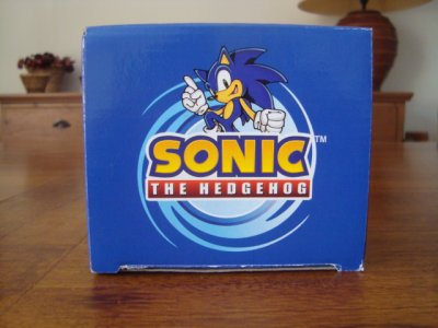 Mug Sonic the hedgehog