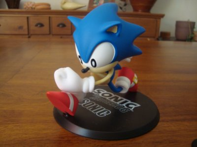 Figurine Sonic the hedgehog collectible figures séries 1