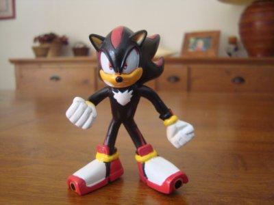 Figurine SONIC X:Shadow the hedgehog