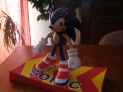 Figurine SONIC ADVENTURE 2