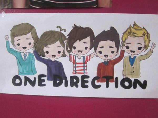 Autre dessin de moi :) <3