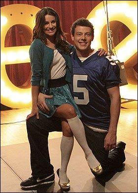 Photo de Léa Michèle dans Glee (Rachel Berry)