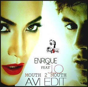 Enrique Iglesias & Jennifer Lopez  /  Mouth 2 Mouth  (2011)