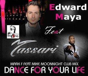 Massari feat. Edward Maya / Dancing For Your Life (Radio Edit) (2011)