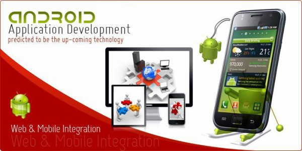 Android apps development firm