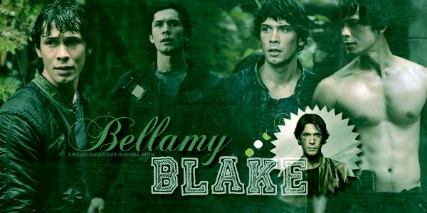 Octavia et Bellamy
